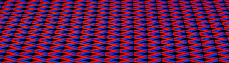 knitted fabric texture; background. red (brown) blue black geometric shapes
