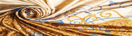 texture silk cloth. abstract drawing,