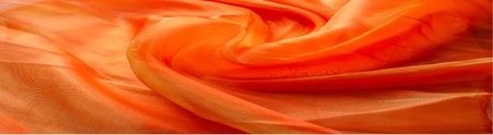 Fabric texture of red. Lining satin. Useful for photons. Texture red satin, silk background. red silk fabric texture