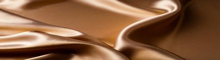 silk background texture. Light beige Stock Photo