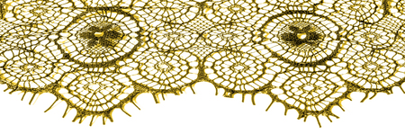 texture, background, pattern. lace fabric. golden brown. Take clues from current trends and catch this Coral Pink Sequined Floral Embraidered Netting for viewing in perspective.