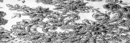 Texture, pattern. Luxurious fabric of beads 3B Black lace fabric. I offer a variety of lace fabric, it is widely used for your design, fashion screensavers and backgrounds.