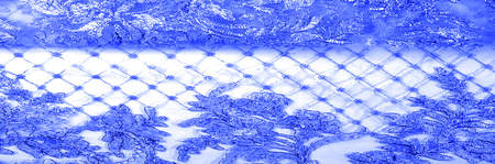 Texture. Drawing. Silver lace fabric Blue. Welcome to our Blue & Silver Sequin Fabric section, here you can click and use the image to add to your blogs, forums, websites and other online media.