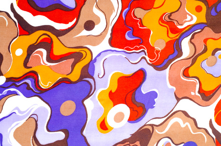 texture, background,  silk fabric of an abstract coloring. Abstract modern design. Wet clown vomit. Fun color splash. Crazy insane arts. Weird curvy ideas. Odd and artsy back. Digital art pattern.