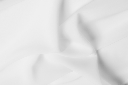 texture. silk fabric is dense, white. Ivory in color, this mixed silk and polyester lightweight taffeta is distinguished by glitter on both sides of the fabric, which perfectly caresses the light.