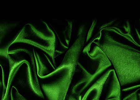 texture silk fabric is green metallic thread. metallic sheen. This metal gold and green abstract jacquard reminds us of the underwater paradise. Splashes of abstract design come out of the metal star