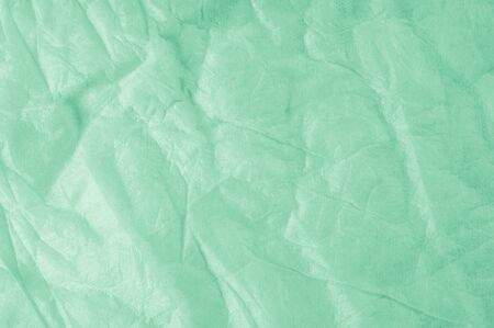 Texture of fabric background. Cotton green cloth. Light airy fabric. Green fabric background, wedding, valentine, attraction, theme anniversary Reklamní fotografie