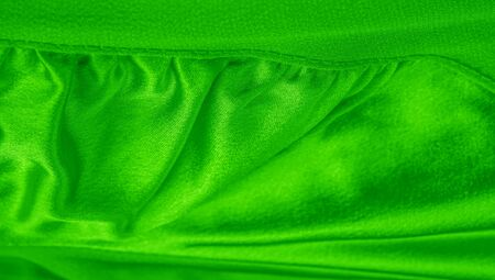 diaper fabric with green texture. Banco de Imagens
