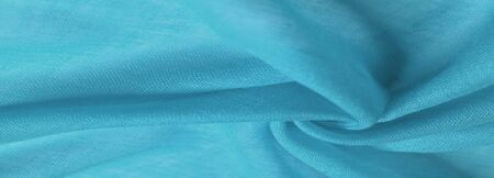 Texture silk fabric, baby blue THE BEST IDEAS FOR your projects: elegant and luxurious. Stok Fotoğraf