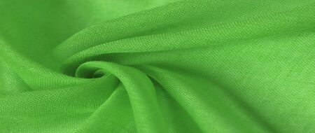 Texture silk fabric, spring green THE BEST IDEAS FOR your projects: elegant and luxurious. There is no need for any special design. Mothers Day wedding anniversary Thanksgiving and more Reklamní fotografie