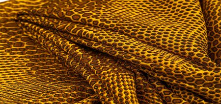 silk fabric pattern, animal skin, All projects are new and designed in our studio by designers who have in-depth knowledge in the field of fabric photo-printing and the use of their final product
