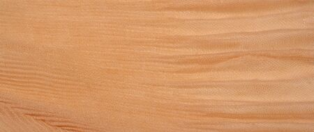 Texture, background, pattern, beige corrugation silk crushed fabric for your projects Stock Photo