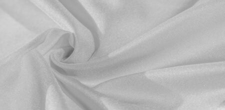 texture, background, pattern, silk fabric of white color. This silk is incredibly exquisite. Projects made from this will last a long time and will still be in fairly good condition. 스톡 콘텐츠