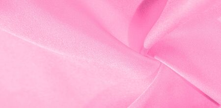 texture, background, pattern, pink silk fabric. This silk is incredibly exquisite. Projects made from this will last a long time and will still be in fairly good condition. 스톡 콘텐츠