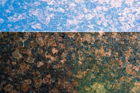 Fondo de textura, patrón. Textura de fondo, patrón. Borde en la calle de la ciudad de piedra. Granito. una línea que separa dos áreas políticas o geográficas Foto de archivo