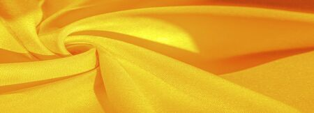 Texture, background, pattern, silk fabric; The duchesss yellow, solid, light yellow silk satin fabric Really beautiful silk fabric with satin sheen. Perfect for your design, wedding invitations for special occasions.