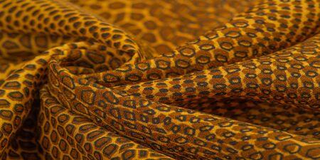patrón de tela de seda, piel de animal, Todos los proyectos son nuevos y diseñados en nuestro estudio por diseñadores que tienen un conocimiento profundo en el campo de la impresión fotográfica de telas y el uso de su producto final