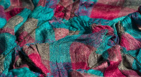 Texture Background, Female Scarf Textured Crunchy Cloth. A scarf's always a good holiday gift. Don't miss all of the Strategist's holiday gift coverage right here, too.