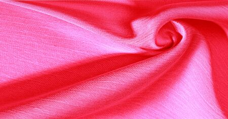 Background pattern texture wallpaper, crimson pink silk fabric. It has a smooth matte finish. Use this luxurious fabric for anything - from design to your projects The possibilities are truly endless!