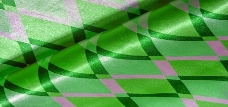 texture background pattern. silk fabric with geometric shapes squares. These figures help to easily make texts spectacular. create arbitrary forms yourself to make your projects unique.