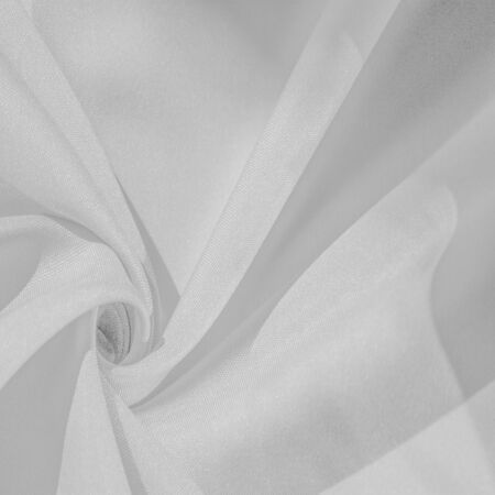 Texture, background, pattern, silk fabric of white color, solid light white silk satin fabric of the duchess Really beautiful silk fabric with satin sheen. Perfect for your design, wedding invitations for special occasions. Imagens