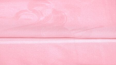 Texture, background, pattern, silk fabric, pink. Your projectors will be pacified, this delicate fabric in pastel colors will cause illusion and fantasy.