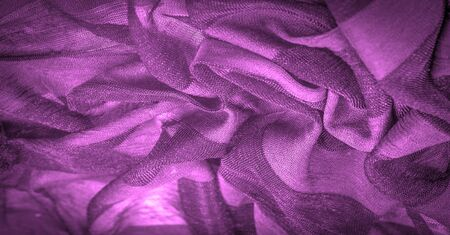 Texture, background, design, light transparent silk fabric magenta  colors, Soft-touch material is available in a rainbow of colors to blend with the latest designs of your designs