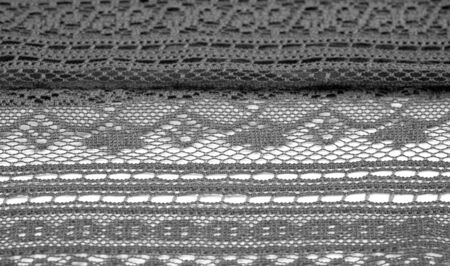 texture, background, design, Black knitted lace triangular scarf, shawl, autumn winter scarf, hood, wedding accessories Project ideas, designer fashion accessories