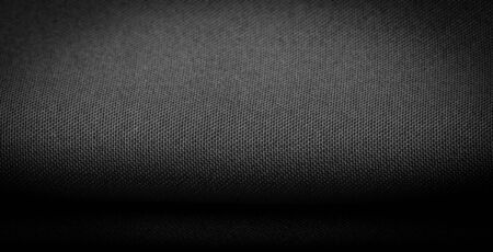 Texture, background, pattern, satin black is a weave that usually has a glossy surface and a dull back, Satin weave is characterized by four or more filler or weft threads,
