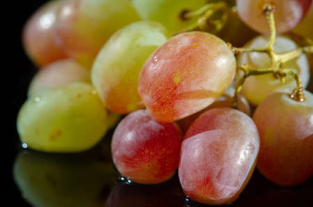Grapes are good for heart health. The polyphenols in grapes help prevent heart disease. It's portable and fun to eat. Grown for millennia, it is rich in nutrients, antioxidants and plant compounds.