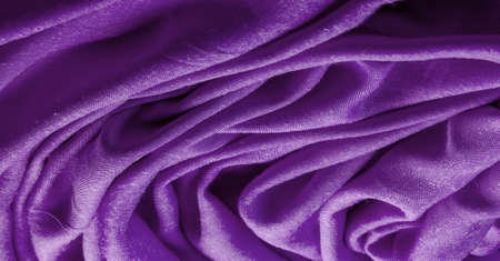 lilac fabric, twill. Thin fabric with diagonal weaving of threads. From Latin and French, the name of the material is tra.