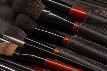 make-up brushes is the final collection of brushes that allows you to achieve professional makeup results.