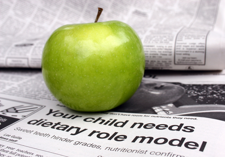 role models: children need dietary role models