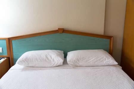 Interior of modern hotel bedroom. Stock Photo - 22721453