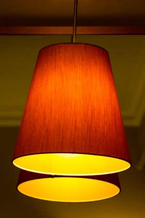 Light in hotel room. Stock Photo - 22721542