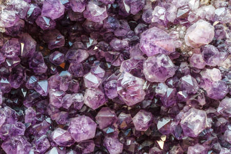 amethyst rough: Mineral full texture background.