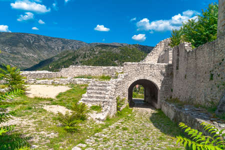 Oldest town in Neretva Canton of Bosnia and Herzegovina. Archeological area has been settled since ancient times.