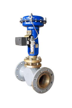 Air valve.