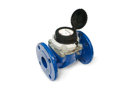 Water meter. Stock Photo - 9453315