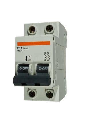 electrical circuit: Circuit Breaker elettrica