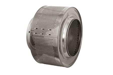 Steel drum of a washing machine