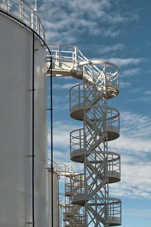 Shakhtnaya ladder  Stock Photo