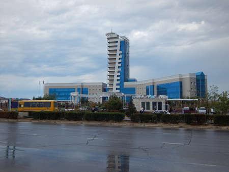 University of Technologies and Engineering named Esenova. Kazakhstan.Aktau. September 2018 year.