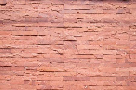 worn structure red: red brick wall background for your design Stock Photo