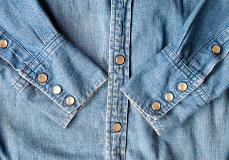 daily life: blue jeans shirt in daily life