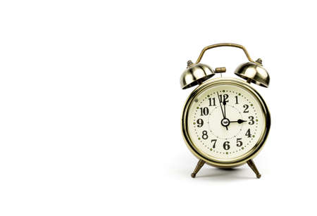 pm: Either the clock start at 3 am or 3 pm, depends on what it fits for ur concept. free space for your text here Stock Photo
