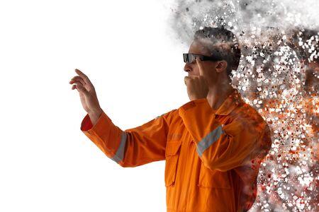 smart augmented mixed virtual reality disruption technology