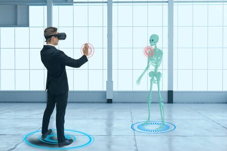 engineering try to use augmented mixed virtual reality with digital twins, advanced seismic techniques and processing, and subsea and robot technology, enabling the digital transformation
