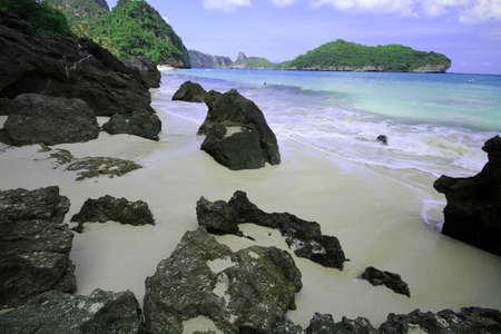 ang thong: ang thong the islands national marine park in thailand