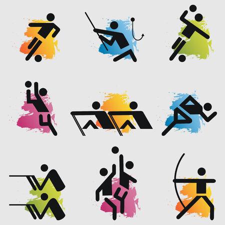 スポーツのアイコンを設定